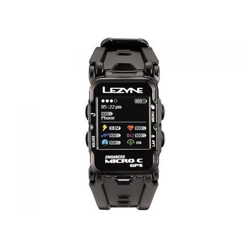 Komputer rowerowy LEZYNE GPS Watch Color Black