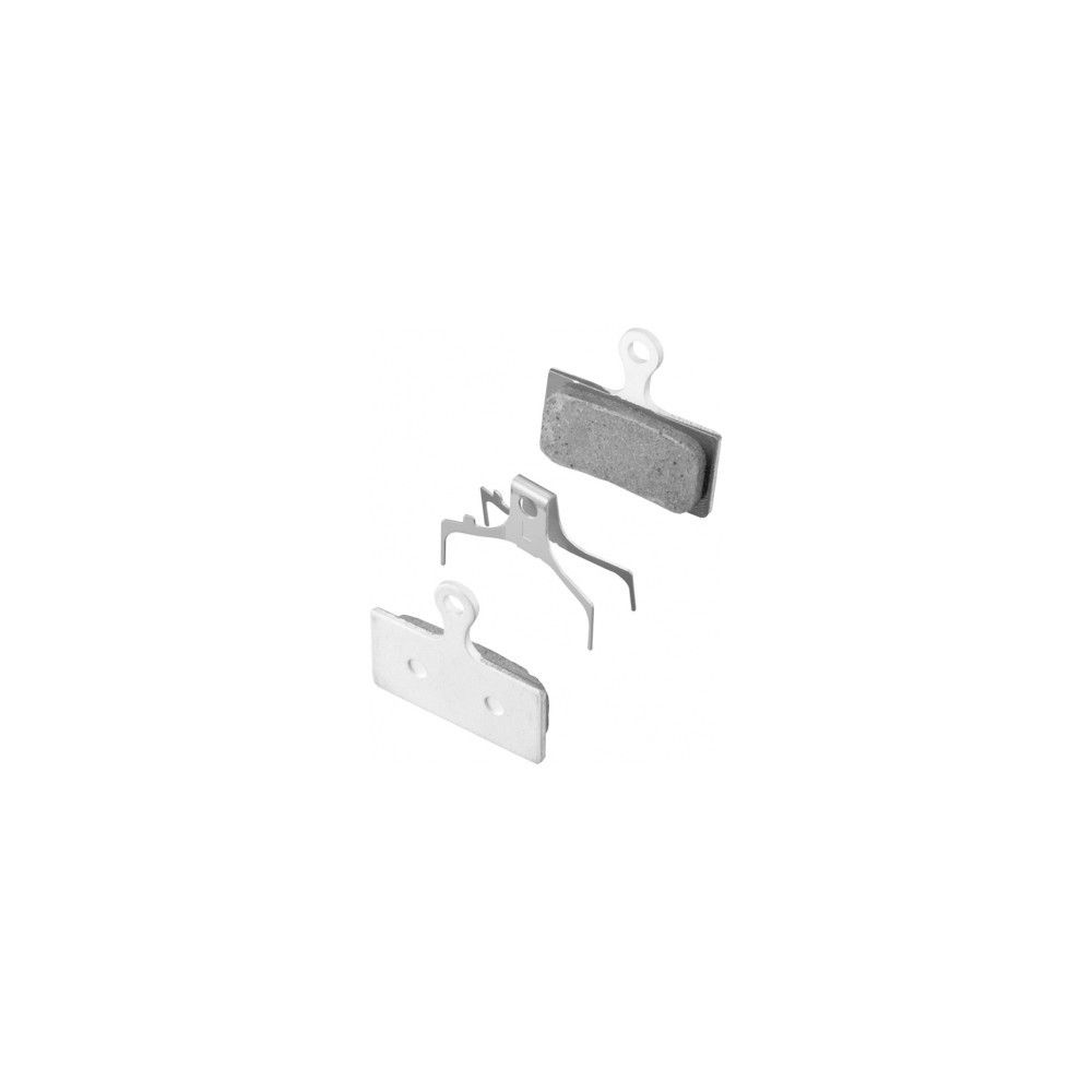 Okładziny hamulca tarczowego Shimano G01S żywiczne