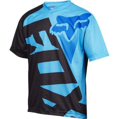 Koszulka Fox ANGER CNTR blue M