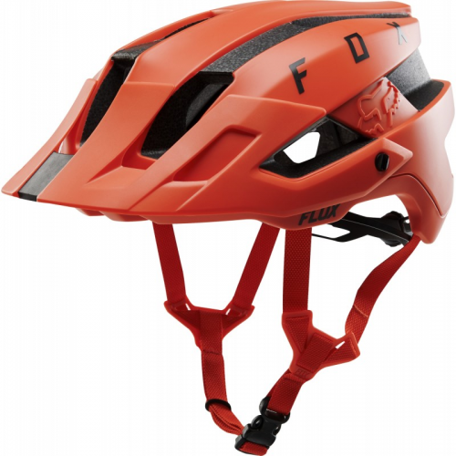 KASK FOX FLUX SOLID ORANGE CRUSH L/XL  '19