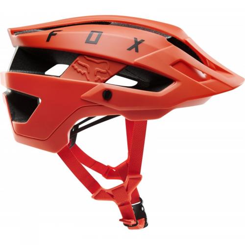 KASK FOX FLUX SOLID ORANGE CRUSH L/XL  '19