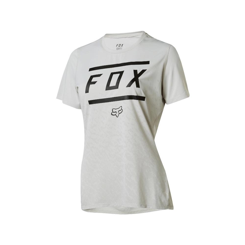 Koszulka Fox Lady RIPLEY BARS pine - M