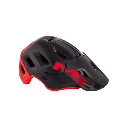Kask MET ROAM M black/red
