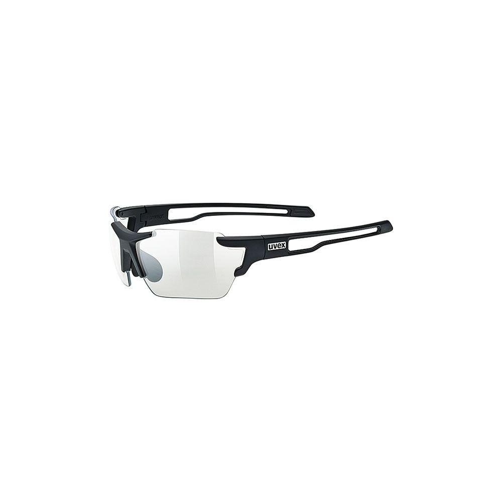 Okulary UVEX SPORTSTYLE 803 SMALL CZARNY MAT