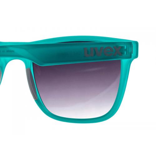 OKULARY UVEX LGL 42 BLUE GREY MAT