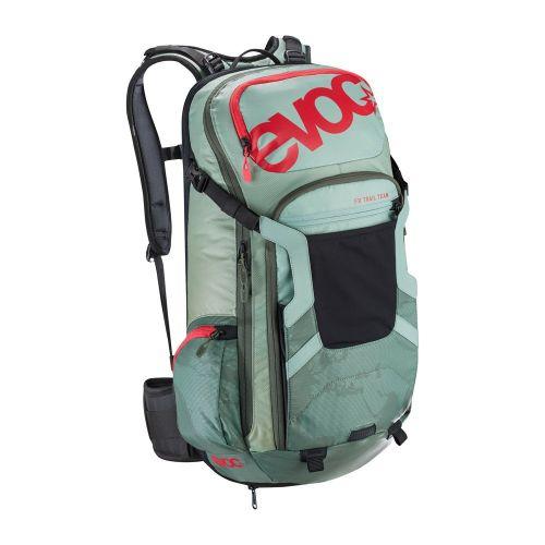 Plecak Evoc FR Trail Team Light Petrol/Olive M/L