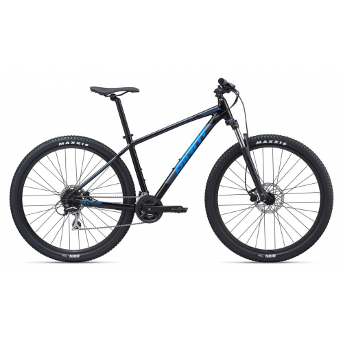 GIANT 2020 Talon 29 3 Black/Blue M
