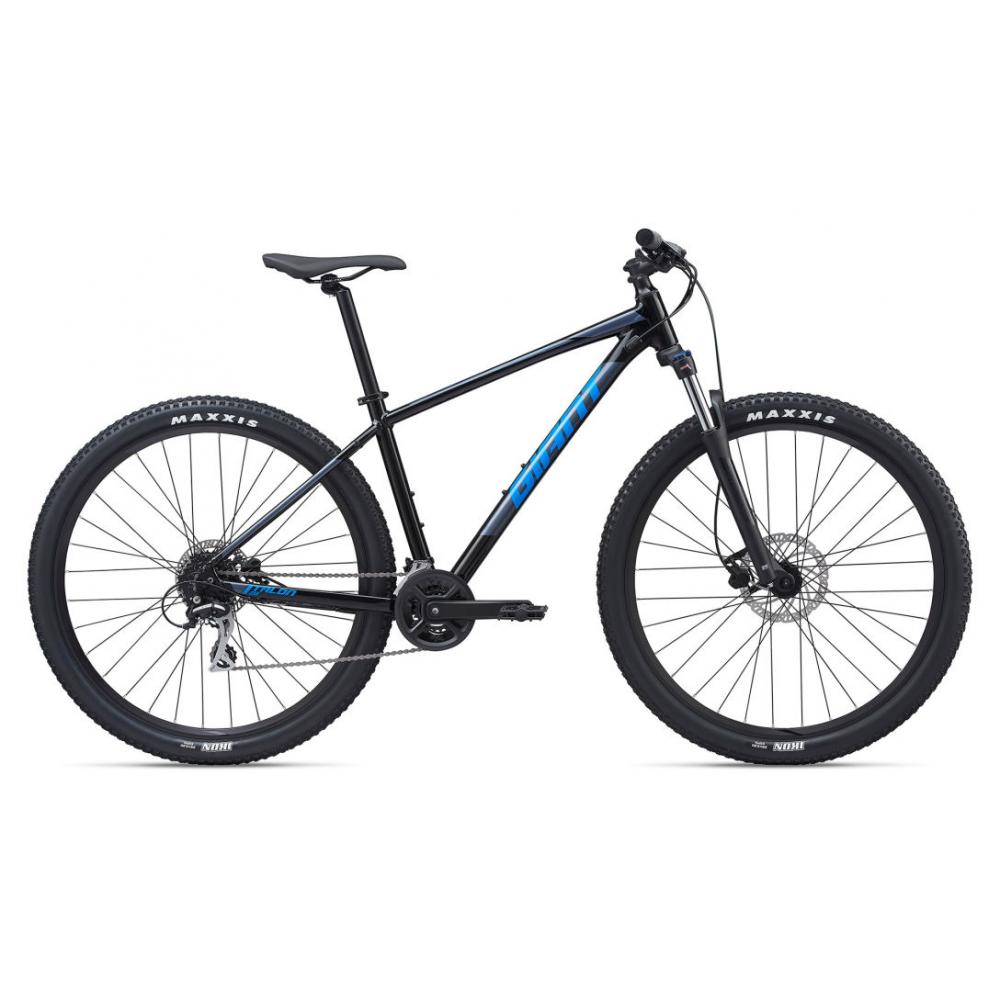 GIANT 2020 Talon 29 3 Black/Blue M