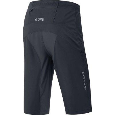 Spodnie GORE C5 Windstopper Trail Shorts BLACK L