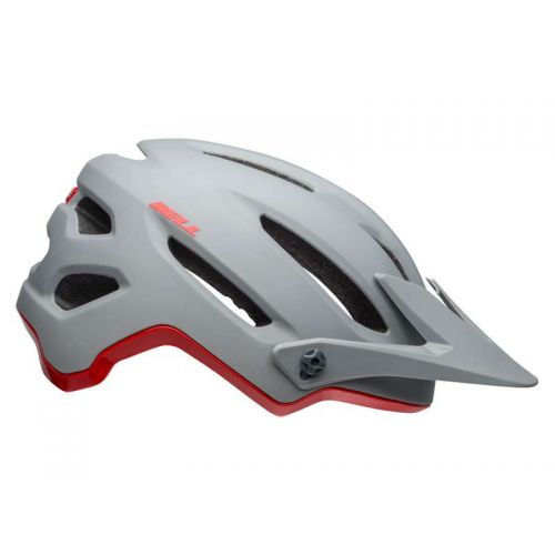 KASK MTB BELL4FORTY CLIFFHANGER GRAY/CRIMSON M