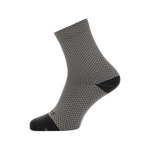 GORE C3 DOT MID SOCKS GRAPHITE GREY/BLACK 44-46