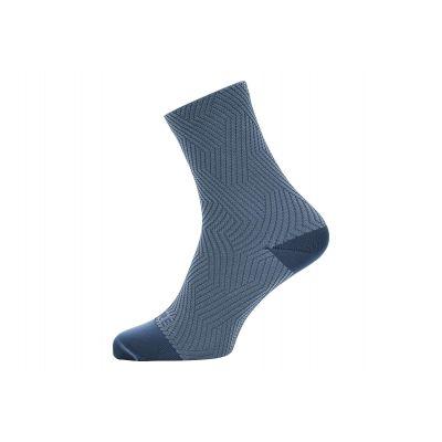 Skarpetki GORE C3 OPTILINE MID SOCKS DEEP WATER BLUE 44-46