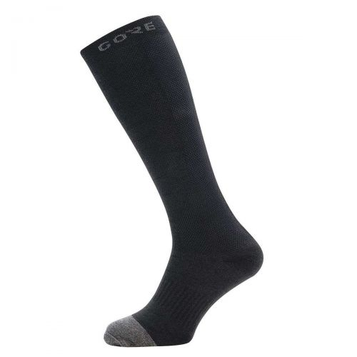 Skarpetki GORE THERMO LONG SOCKS BLACK/GRAPHITE GREY 38-40