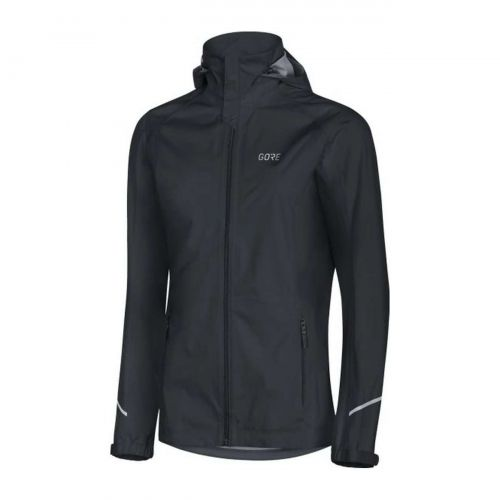 GORE R3 WOMAN GORE-TEX ACTIVE HOOD JACKET BLACK 38