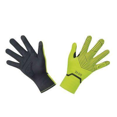 Rękawiczki GORE C3 GORE-TEX INFINIUM STRETCH GLOVES NEON XL