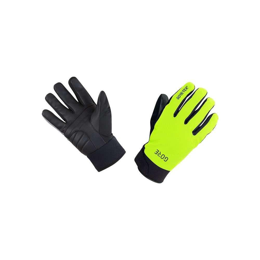 Rękawiczki GORE C5 GORE-TEX THERMO GLOVES NEON YELL/BK XL