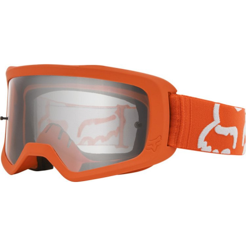 GOGLE FOX MAIN II RACE FLO ORANGE OS