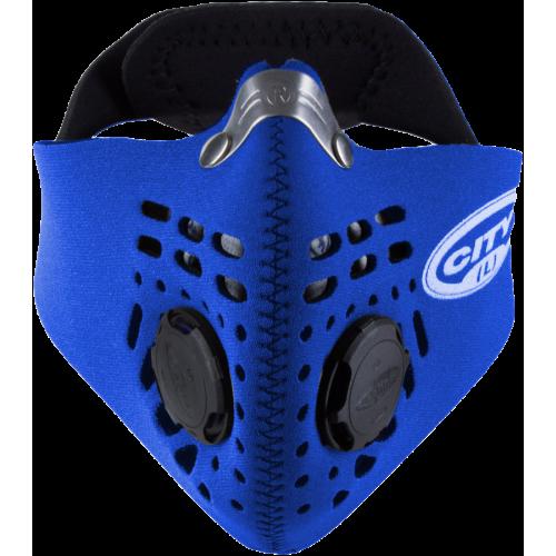 Maska antysmogowa Respro City Blue