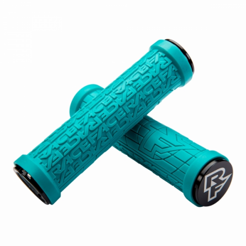 Chwyty RACE FACE GRIPPLE 30mm TURQUOISE