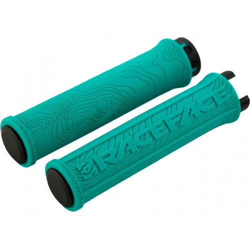 Chwyty RACE FACE HALF NELSON TURQUOISE