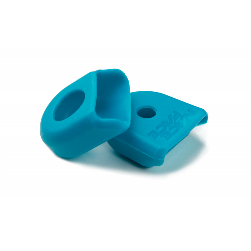 Osłona korby RACE FACE CRANK BOOT 2-PACK S TURQUOISE