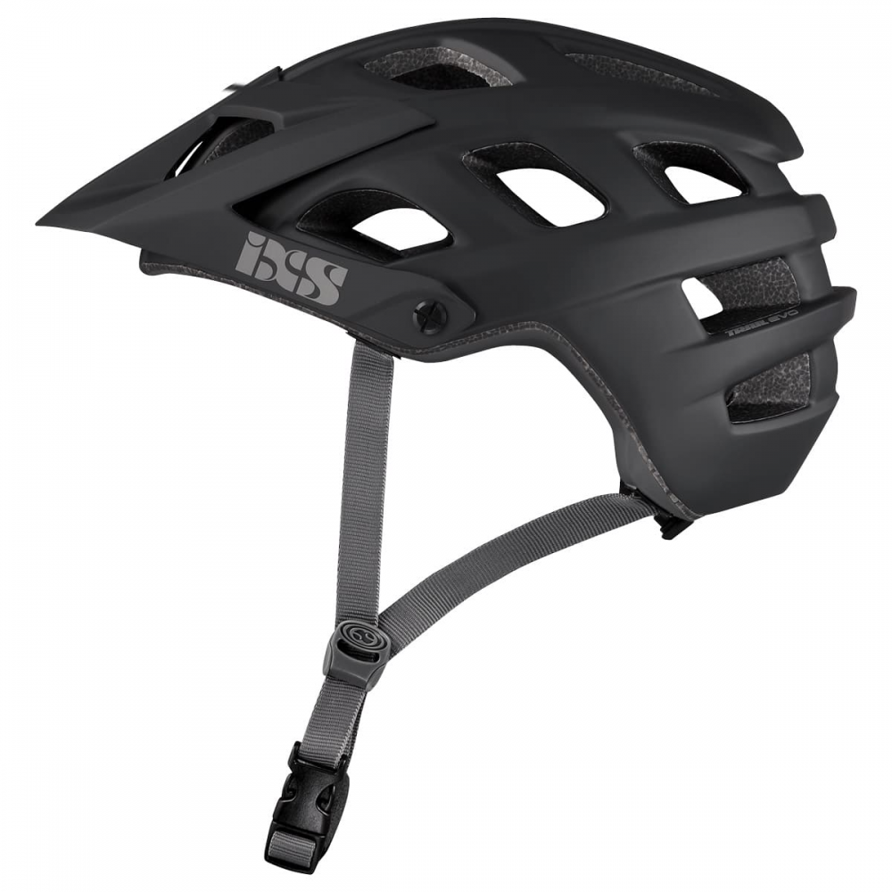 Kask IXS Trail RS Evo black - rozmiar S/M