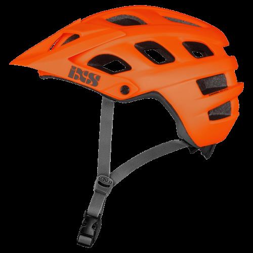 Kask IXS Trail Evo orange - rozmiar M/L