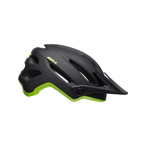 KASK BELL 4FORTY CLIFFHANGER BLACK GREEN 55-59