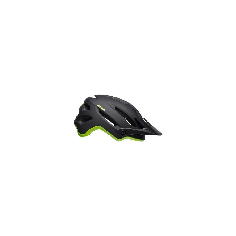 KASK BELL 4FORTY CLIFFHANGER BLACK GREEN 55-59