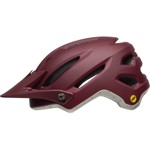 KASK BELL 4FORTY VIRAGO MAROON SLATE SAND S