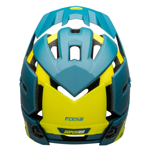 KASK FULL FACE BELL SUPER AIR R MIPS SPHERICAL MATTE GLOSS BLUE M