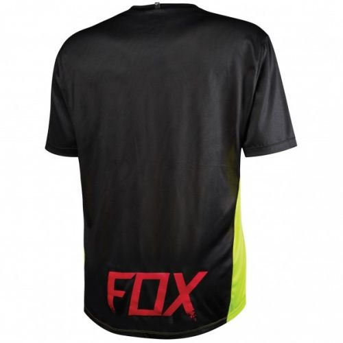 Koszulka FOX ALTITUDE FLO YELLOW