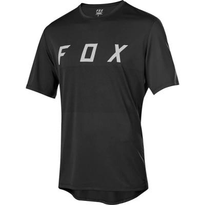 Koszulka FOX RANGER FOX BLACK/GREY L