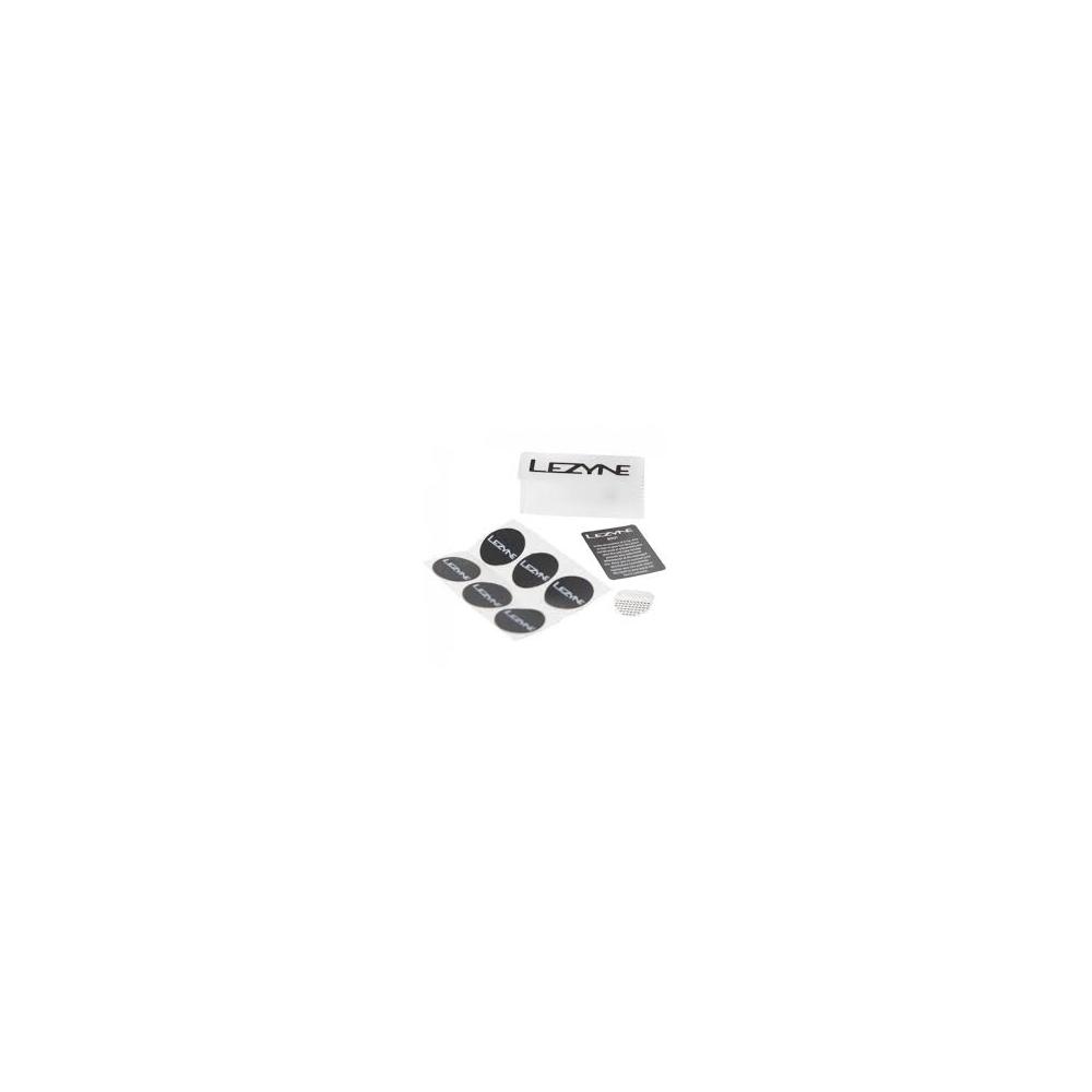 Łatki do dętek zestaw LEZYNE SMART KIT BOX