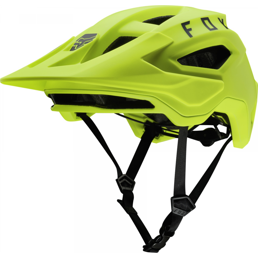 KASK FOX SPEEDFRAME FLO YELLOW - L