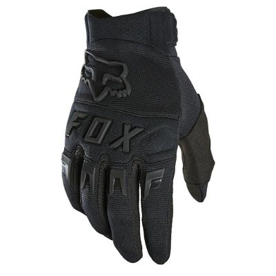 RĘKAWICE FOX DIRTPAW BLACK/BLACK XL '21