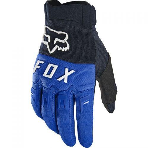 RĘKAWICE FOX DIRTPAW BLUE L '21