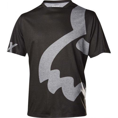 Koszulka FOX INDICATOR EYECON HEATHER BLACK XL