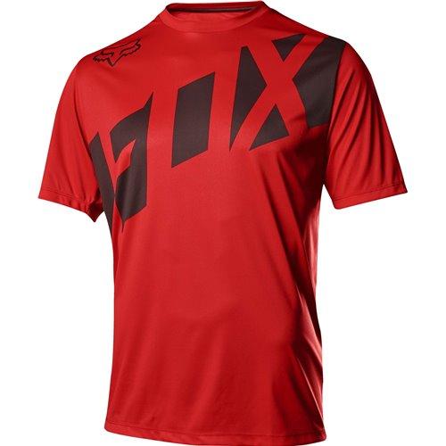 Koszulka FOX RANGER RED/BLACK XL