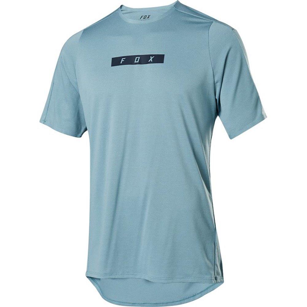 Koszulka FOX FLEXAIR DELTA LIGHT BLUE XL