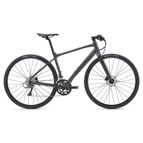 GIANT 2021 FastRoad SL 3 ML Metallic Black