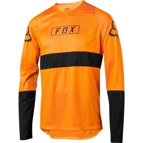 Koszulka FOX Z DŁ. RĘK DEFEND FOX ATOMIC ORANGE XL