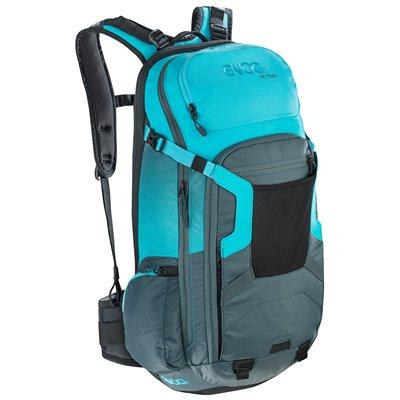 Plecak Evoc FR TRAIL SLATE-NEON BLUE M/L 20L