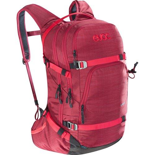 Plecak Evoc LINE TEAM RED/RUBY 28 l