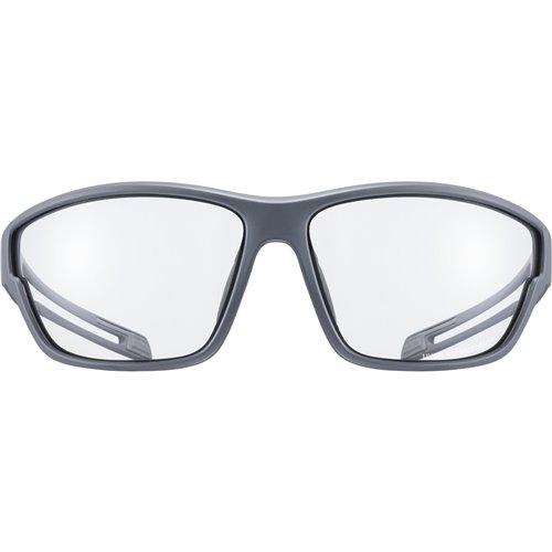 Okulary Uvex Sportstyle 806 Vario grey mat