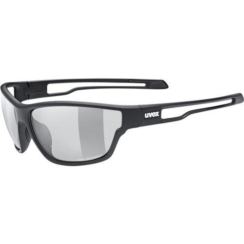 Okulary Uvex Sportstyle 806 Vario black mat
