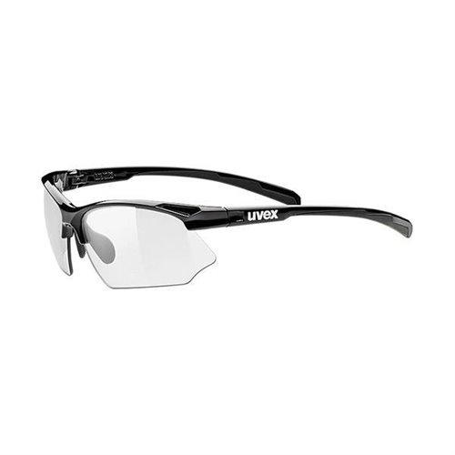 Okulary Uvex Sportstyle 802 Vario black