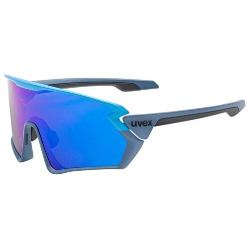 Okulary Uvex Sportstyle 231 blue-grey mat / blue