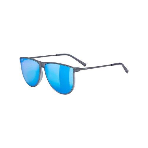 Okulary Uvex Lgl 47 smoke matt/blue