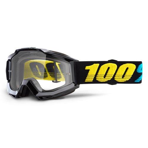 Gogle 100% ACCURI VIRGO Szyba Przezroczysta Anti-fog